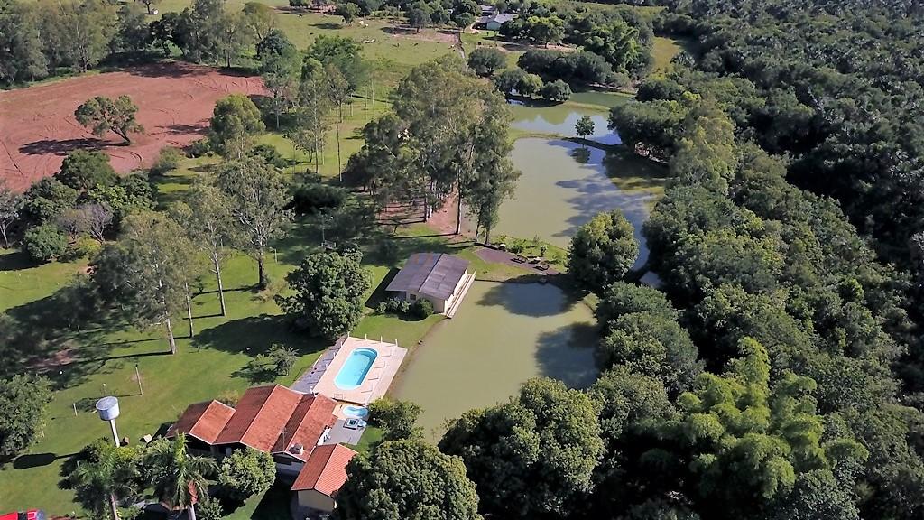 R$ 4.500.000 CHACARA ESPETACULAR SAIDA PARA SAO PAULO